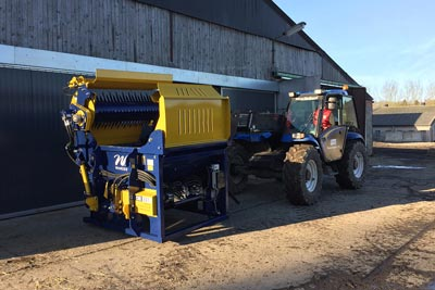 Chargeur télescopique New Holland